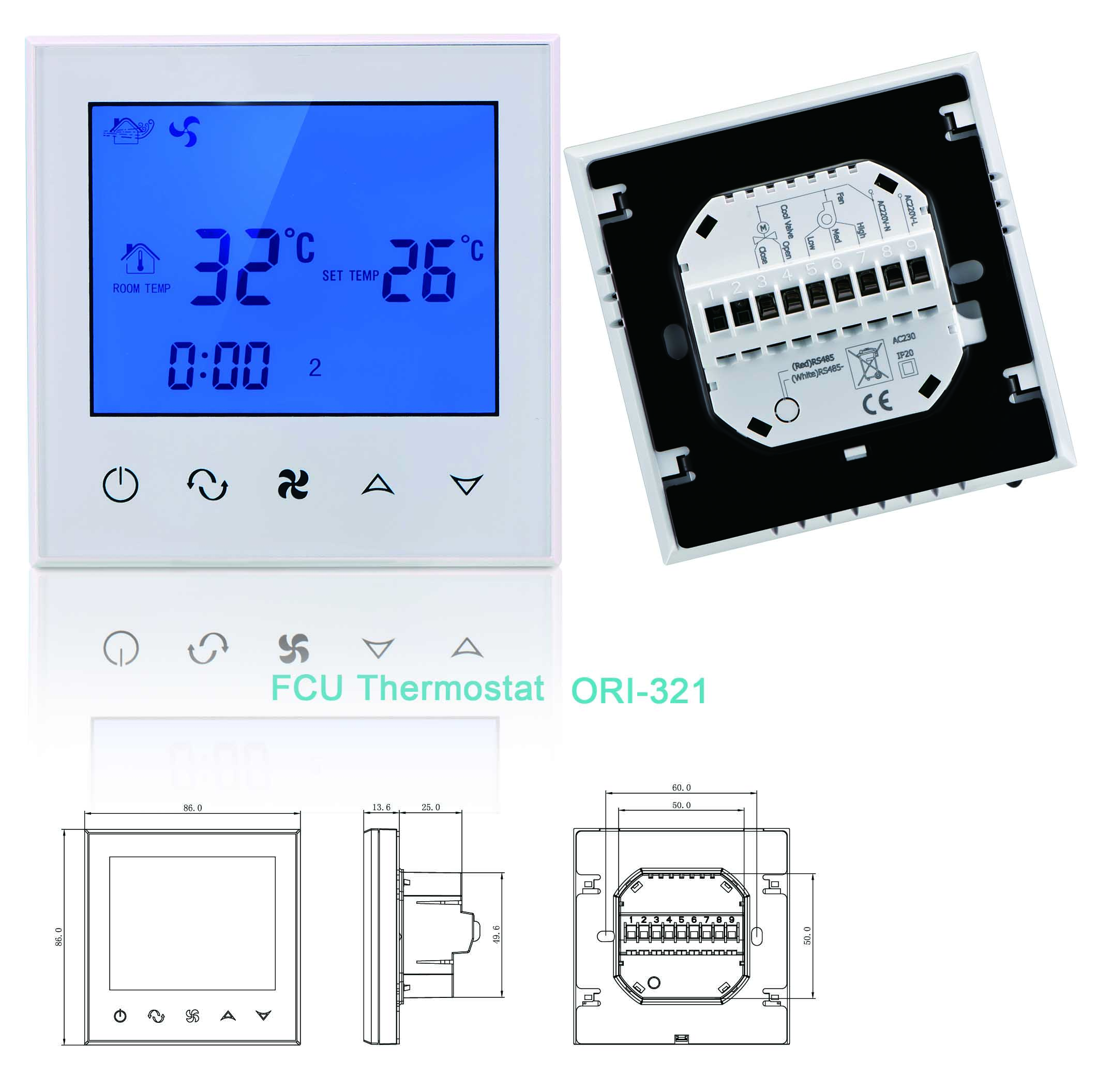 FCU Thermostat ORI-231