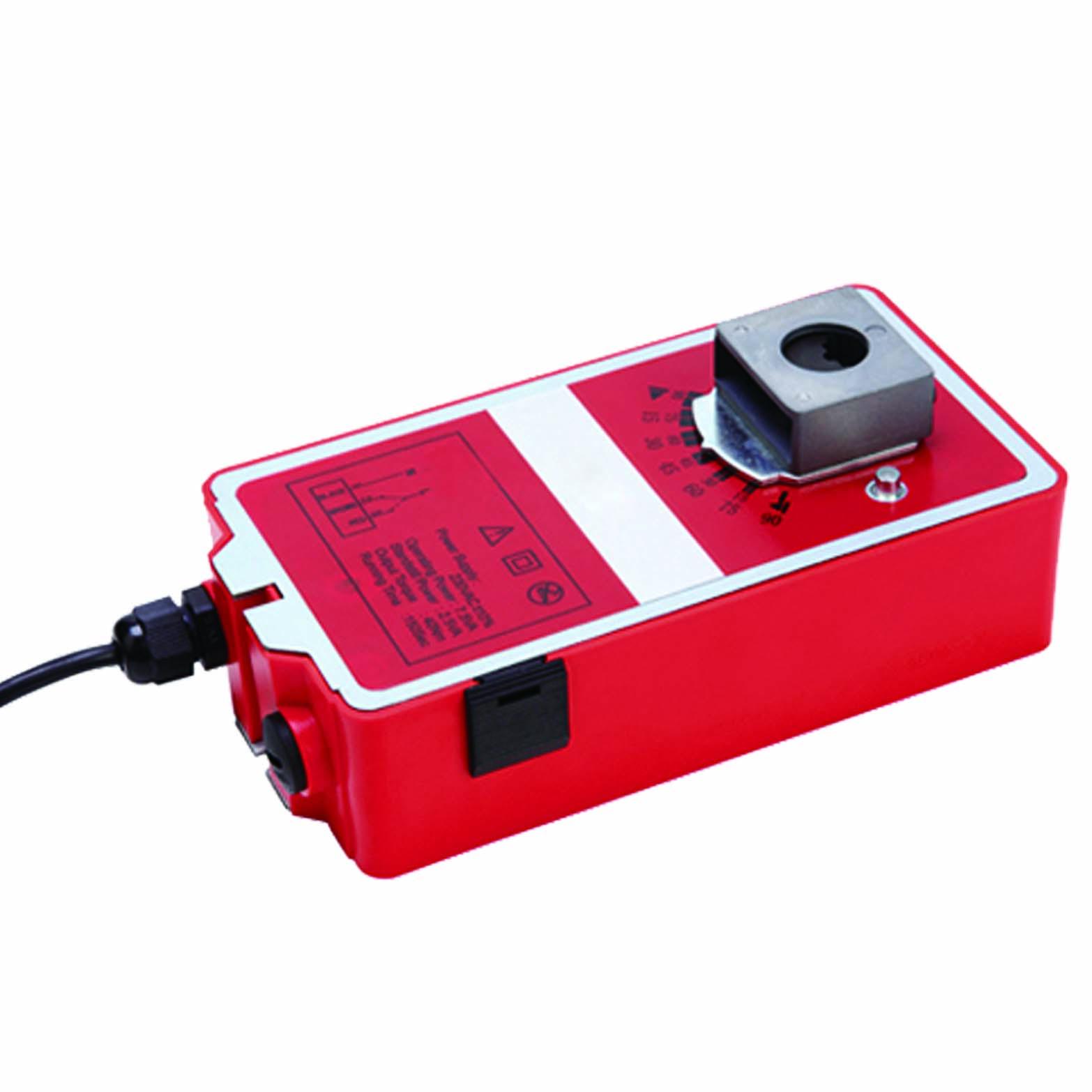 Floating Damper Actuator TD16/25/40 TA16/25/40 #A22F29