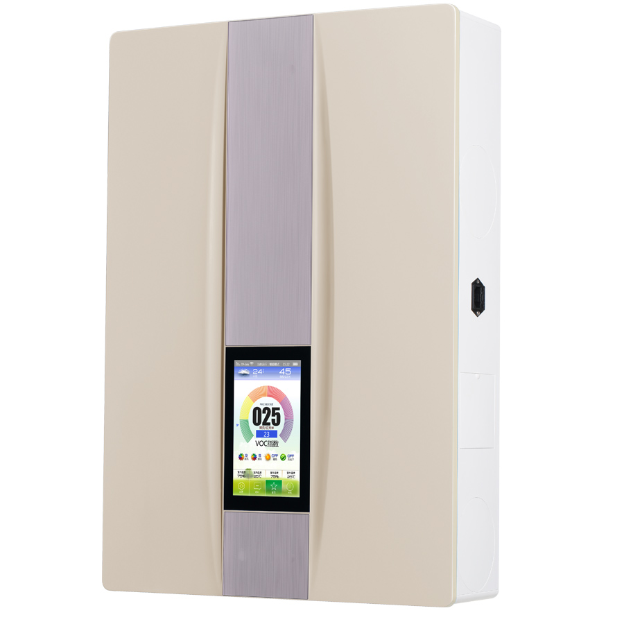 Wall-mounted smart fresh air purifier Orivent503